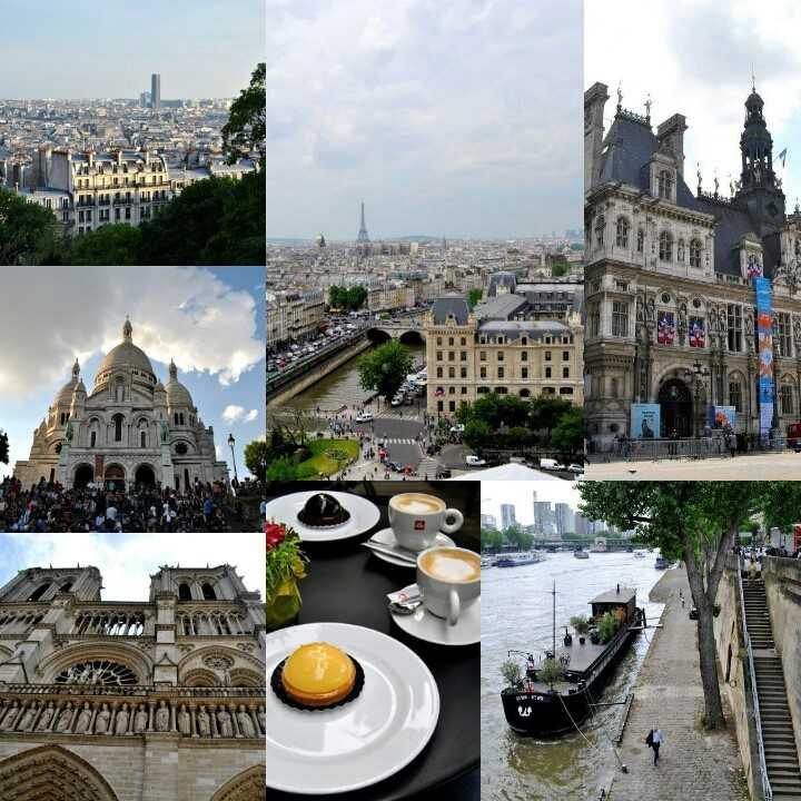 Frankreich-Impressionen